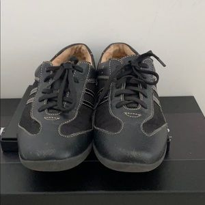 Lather Sneakers